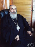 His Eminence Archbishop Narega Alemezian