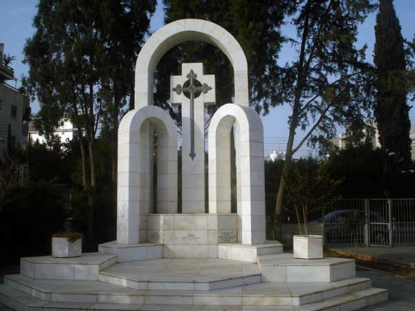 THE GENOCIDE MONUMENT